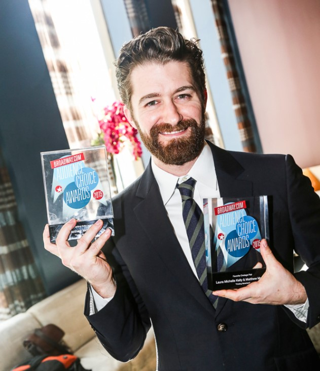 Matthew Morrison awards