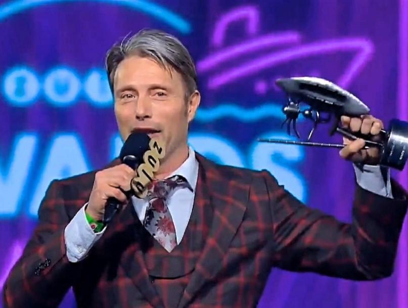 Mads Mikkelsen awards