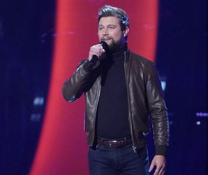 Ryan Gallagher The Voice