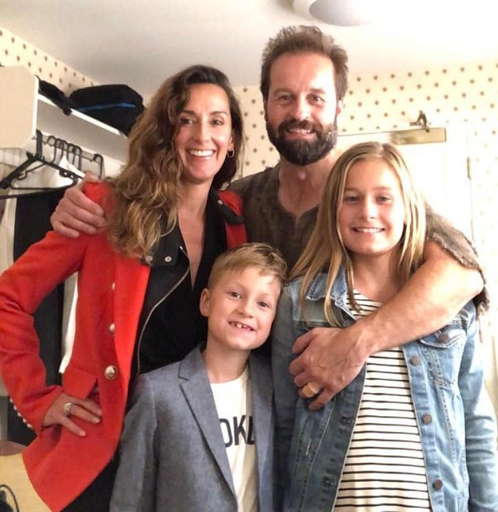 Alfie Boe family