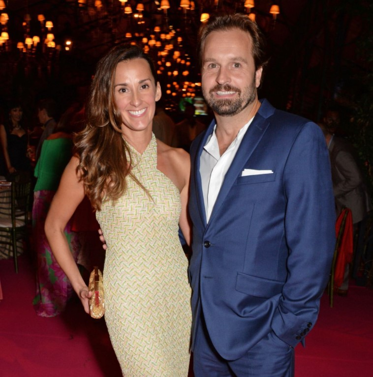 Alfie Boe wife