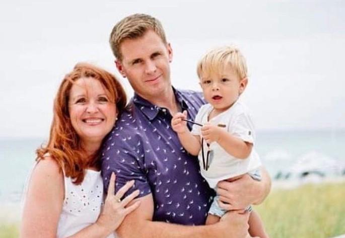 Memphis Garrett family