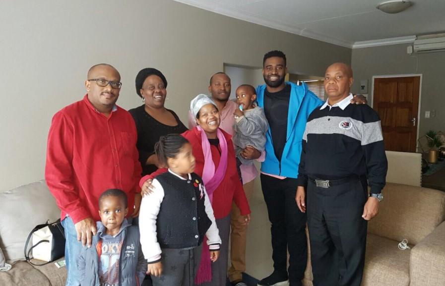 Keo Motsepe family
