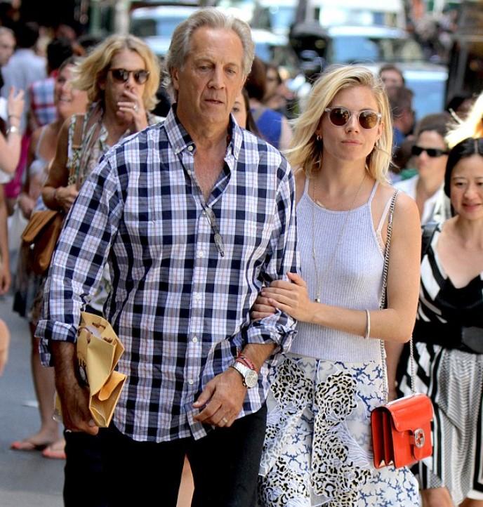 Sienna Miller father