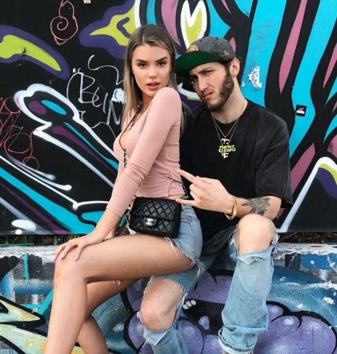 Alissa Violet boyfriend