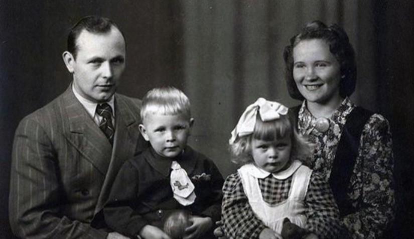 Peter Nygard family