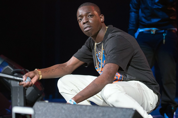 Bobby Shmurda, a famous rapper and songwriter