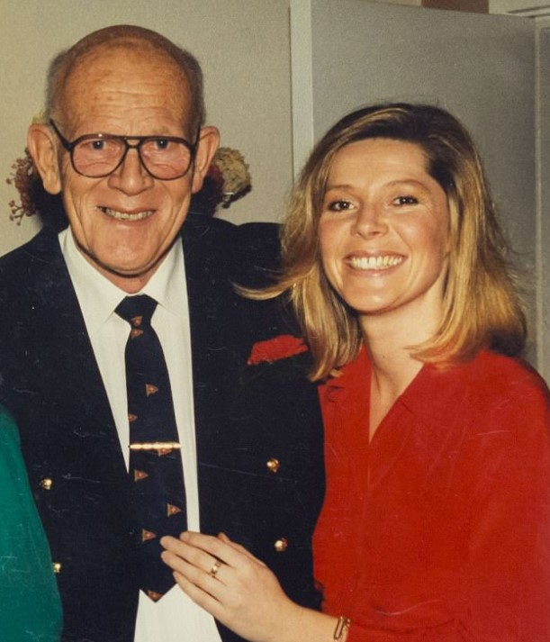 Ruth Langsford father