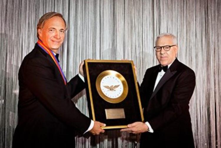 Ray Dalio awards