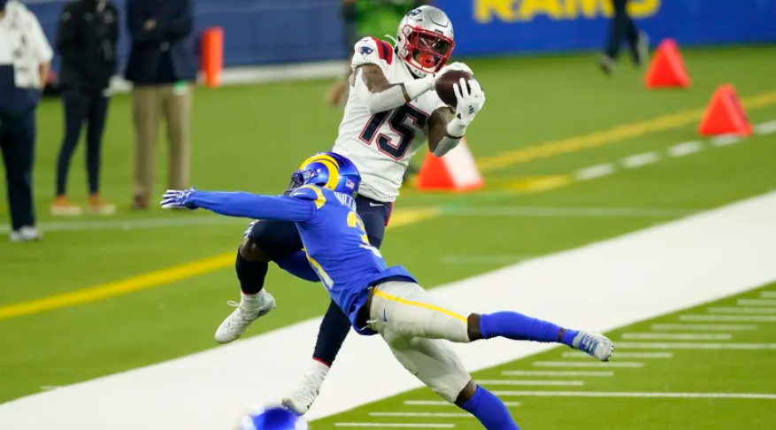 N'Keal Harry, Professional American footballer for New England Patriots of the National Football League
