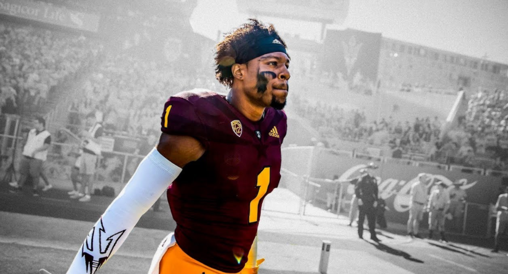 N'Keal Harry was drafted by the Patriots in the first round of the 2019 NFL Draft
