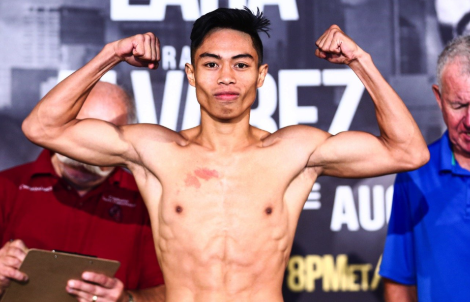 Reymart Gaballo, a professional boxer