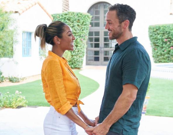 Zac Clark and Tayshia Clark is Engaged