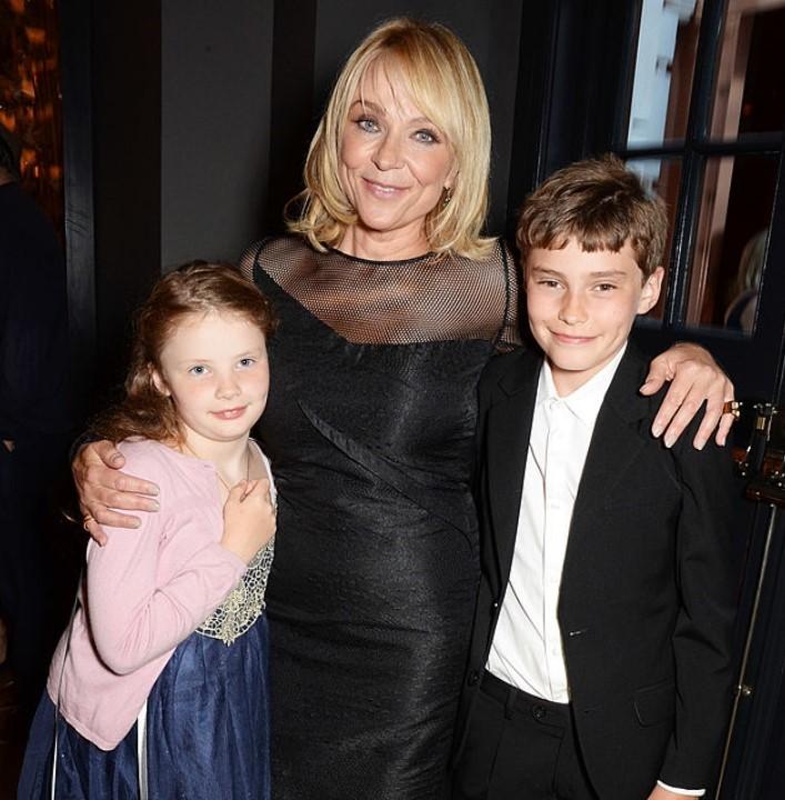 Helen Fielding children