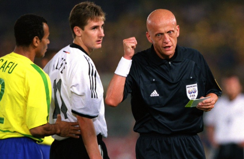Pierluigi Collina Referee