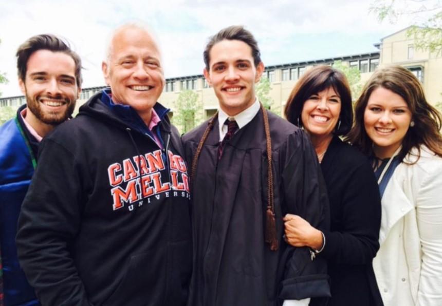 Casey Cott family