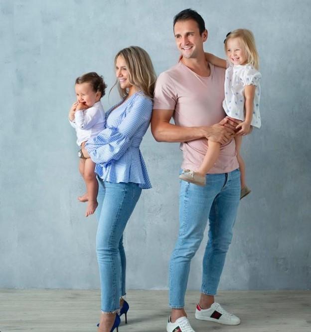 Kike Garcia family