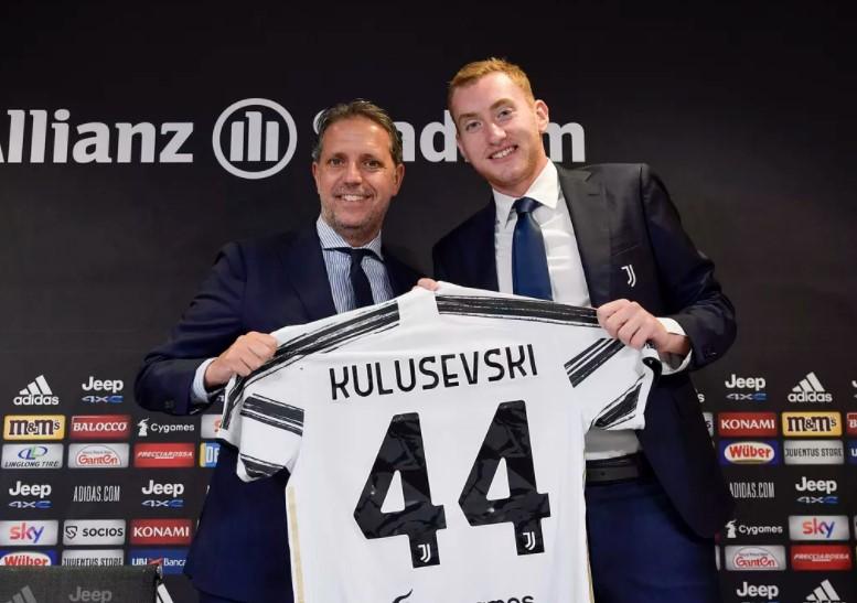 Dejan Kulusevski Juventus