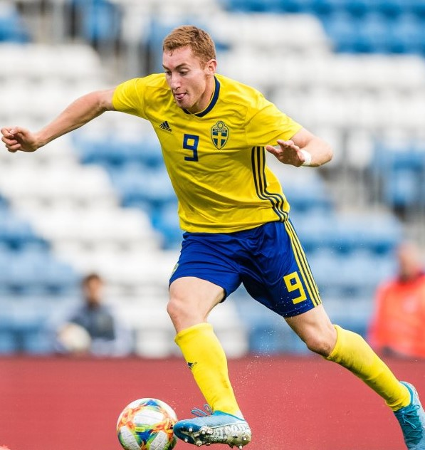 Dejan Kulusevski Sweden