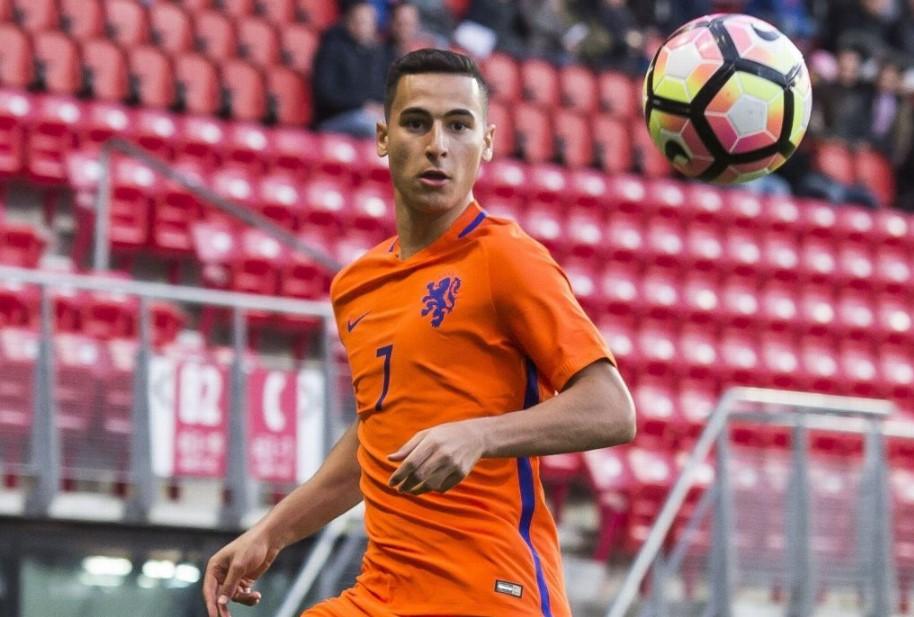 Anwar El Ghazi Netherlands