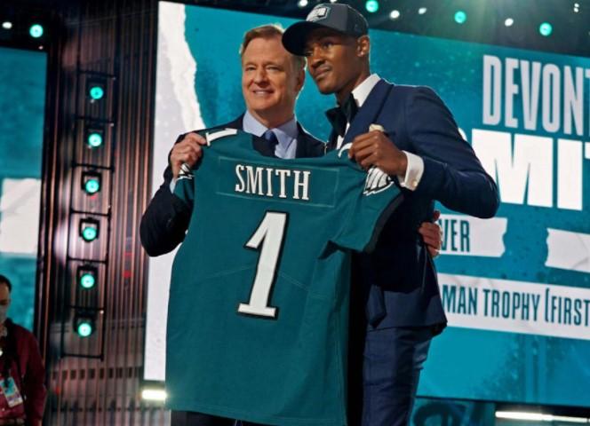 DeVonta Smith NFL