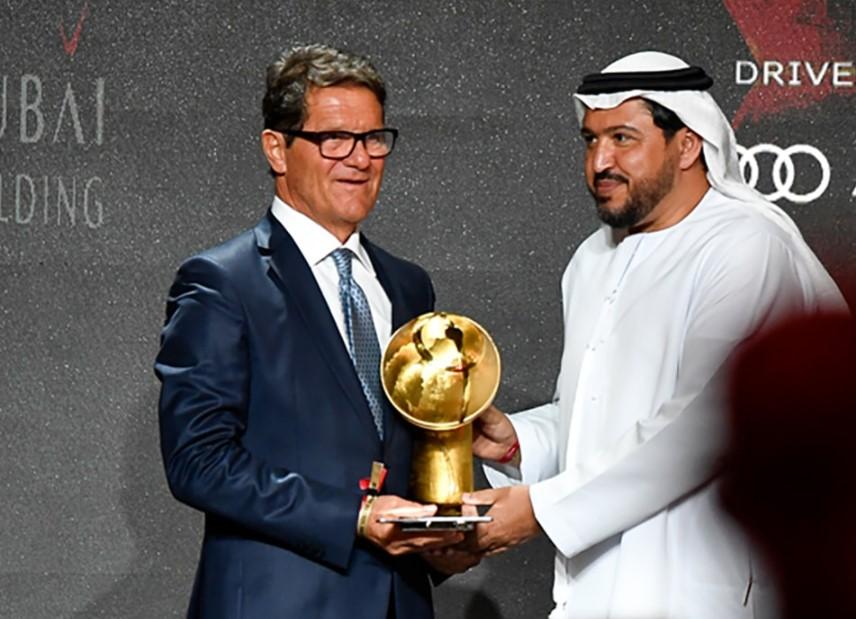 Fabio Capello awards