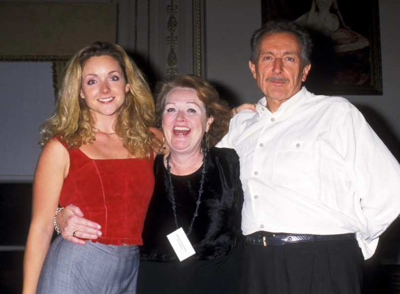 Jane Krakowski parents