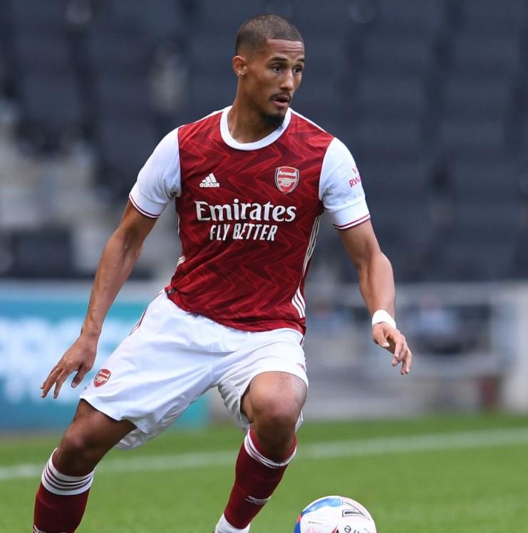William Saliba Arsenal