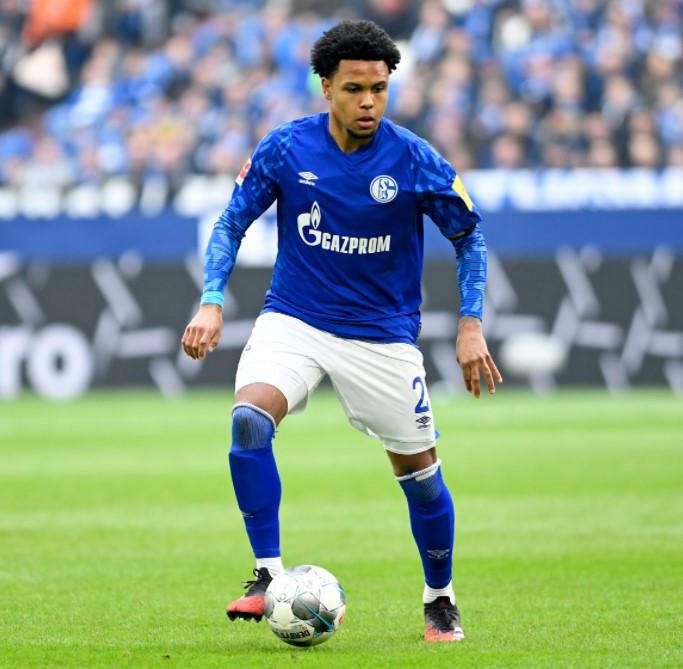Weston Mckennie Schalke 04