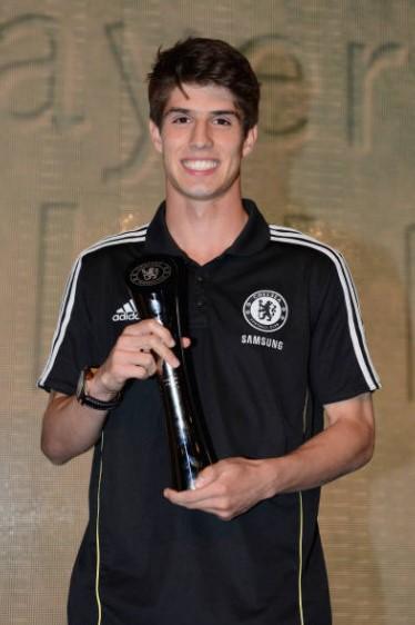 Lucas Piazon awards