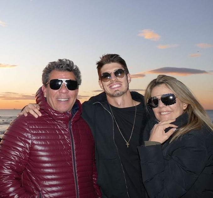 Lucas Piazon parents
