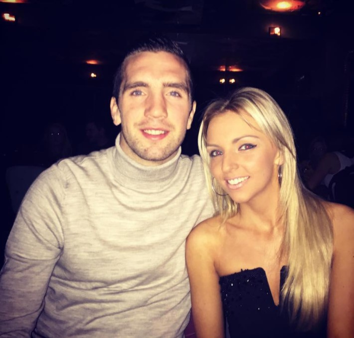 Shane Duffy girlfriend