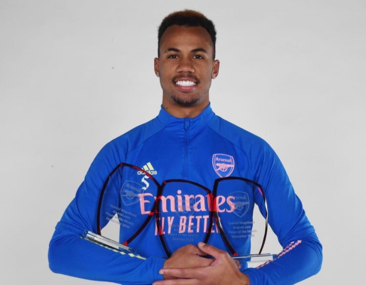 Gabriel Magalhaes Arsenal