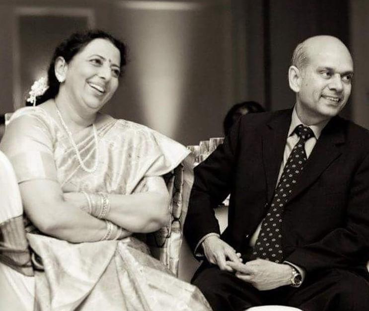 Raja Kumari parents