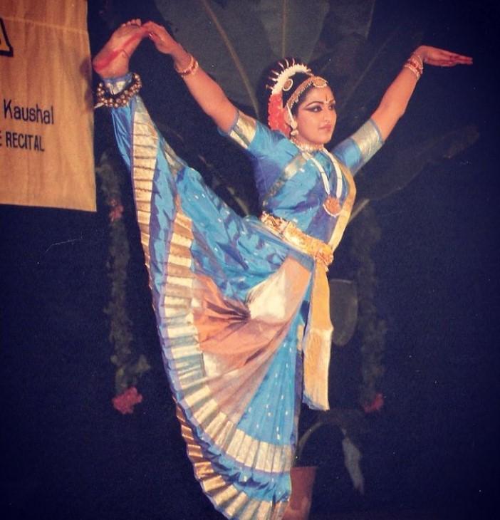 Raja Kumari dancer