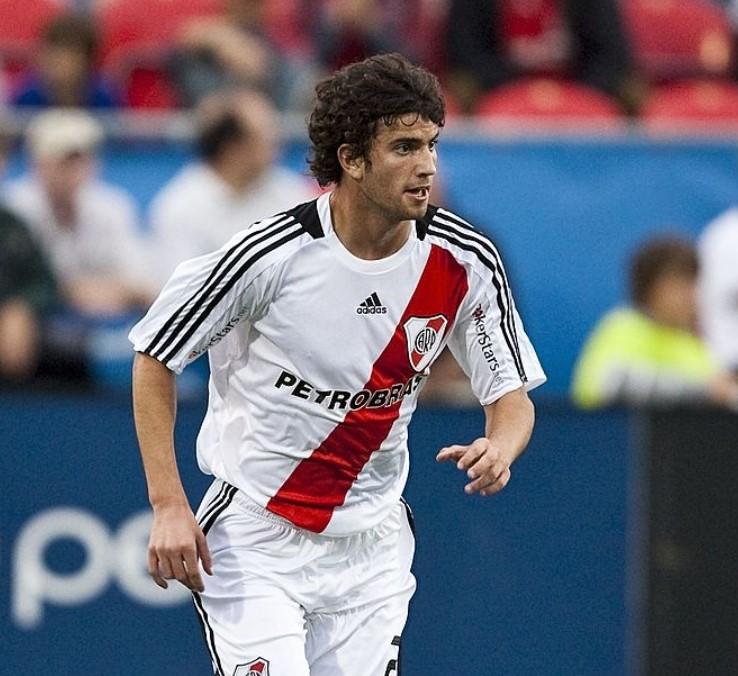 Mateo Musacchio River Plate