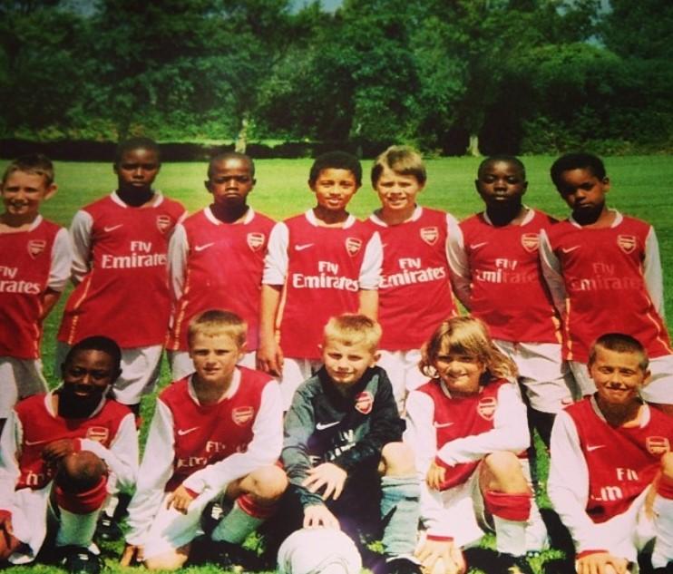George Dobson Arsenal