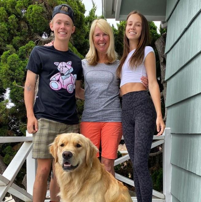 Tanner Fox family