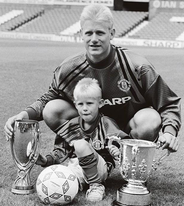 Kasper Schmeichel father