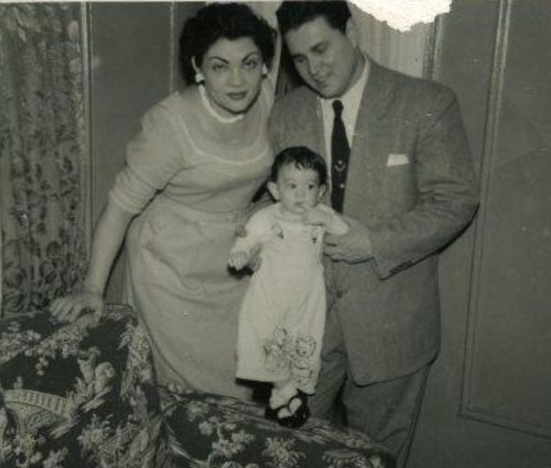 Sonia Sotomayor parents