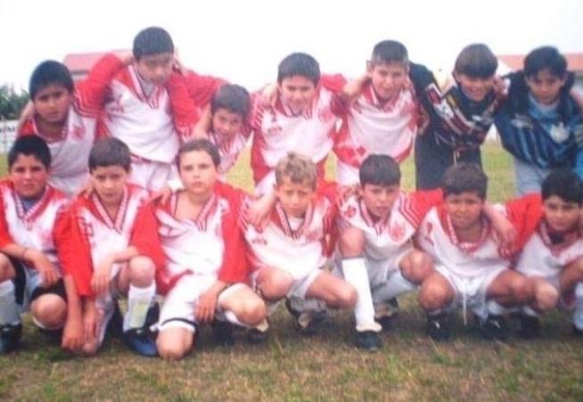 Jorginho young