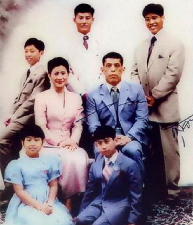 Sirivannavari family