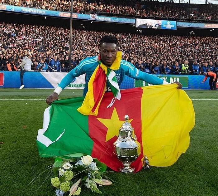 Andre Onana KNVB Cup