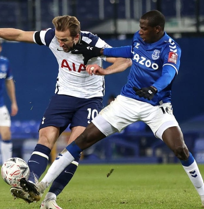 Abdoulaye Doucoure Everton