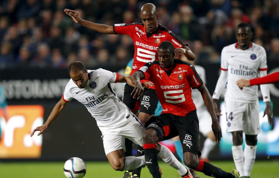 Abdoulaye Doucoure Rennes