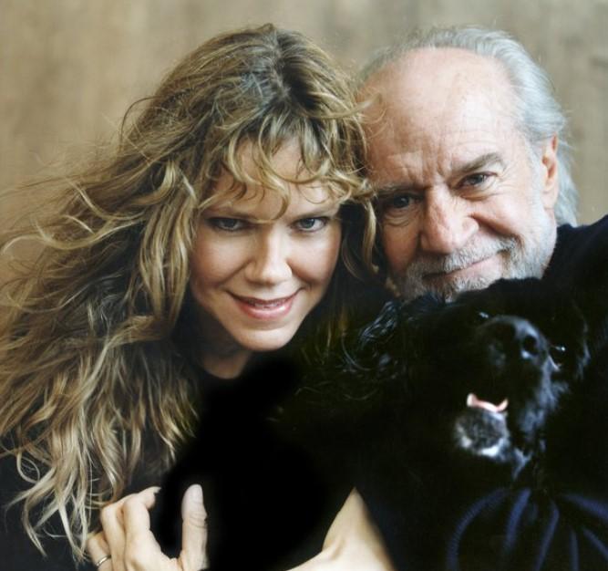 George Carlin wife