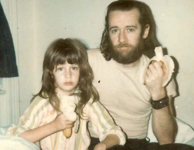 George Carlin daughter