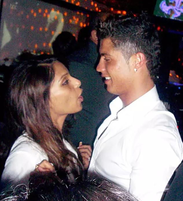 Cristiano Ronaldo Bipasha