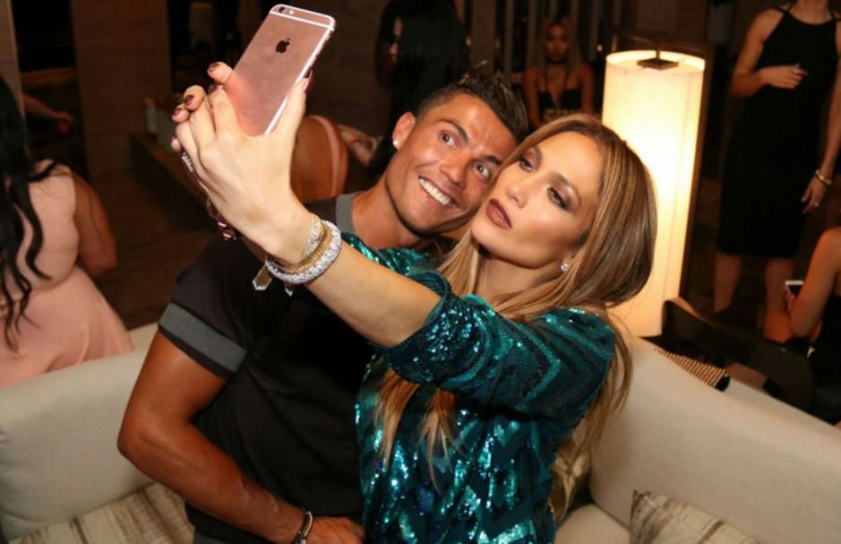 Cristiano Ronaldo Jennifer