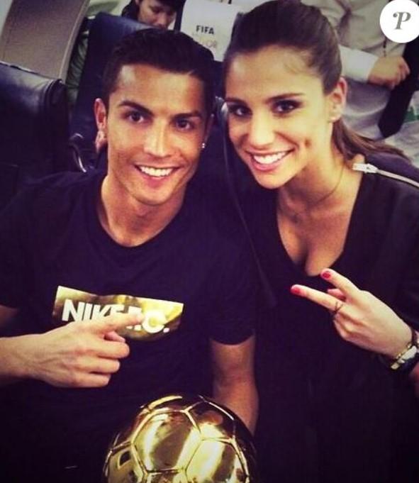 Cristiano Ronaldo Lucia Villalon